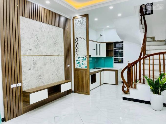 Bán nhà tặng nội thất - 32m2 x 4 tầng - 4PN - full nội thất - 30m ra QL21 - 100m ra chợ Thạch Bích ảnh 0