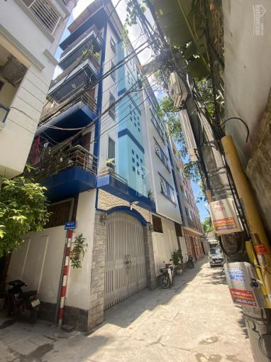 Bán nhà 5 tầng vị trí gần hồ Tây, ngõ 31 Xuân Diệu Tây Hồ ngõ ô tô đỗ trong nhà 60m2. Mặt tiền 16m ảnh 0