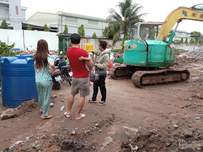 Đất thổ cư chợ Rạch Kiến trong khu dân cư - Giá 990tr ảnh 0