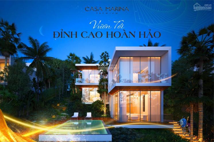 Biệt thự vip đồi - view biển, CaSa Marina Premium, Raddison Blu quản lý 5*, bank cho vay 60% ảnh 0