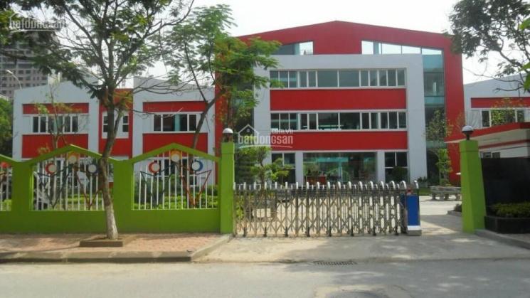 Cho thuê trường học tại Thanh Xuân 500m2 x 3 tầng + 300m2 sân ảnh 0