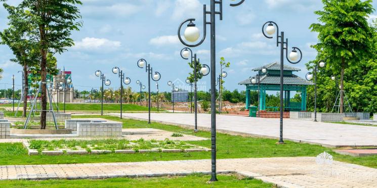 100 nền đất đối diện Khu CN Đồng Xoài III, mặt tiền đường 70m (SHR) giá chỉ từ 990tr ảnh 0