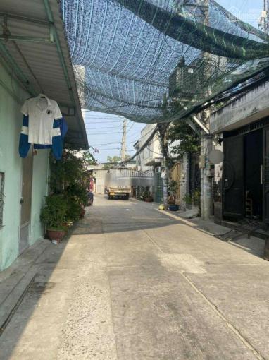 Nhà nát HXT đường Số 8, Phường Bình Hưng Hòa. DT: 65m2 5.11mx13m SHR ảnh 0