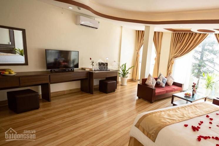 Khách sạn mặt phố Fanxipan phố tây của Sapa, 42 phòng 75 tỷ dòng tiền ổn định ảnh 0