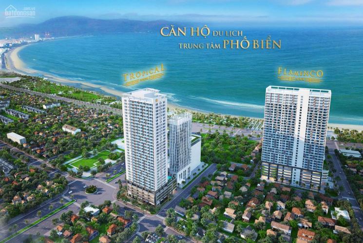 Căn hộ view biển, Quy Nhơn Melody, rẻ hơn 10tr/m2 thị trường Quy Nhơn, CK 18%. LH: 0908.919.220 ảnh 0