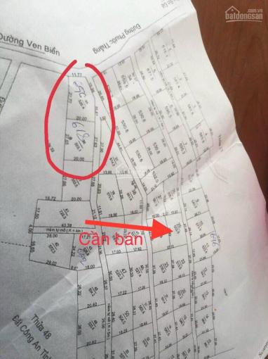 Ông anh cần tiền gửi bán gấp, lô đất nông nghiệp sổ riêng đường Phước Thắng, phường 12, Vũng Tàu ảnh 0