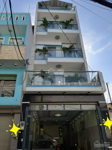 Bán gấp nhà đẹp HXT 8m, Lê Đình Cẩn, 95m2, 5 tầng, giá 8.5 tỷ ảnh 0