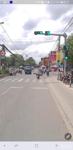 5x16m=80m2, nhà gác mặt tiền gần chợ Nguyễn Thị Tú - Bình Thành, giá 16tr/tháng ảnh 0