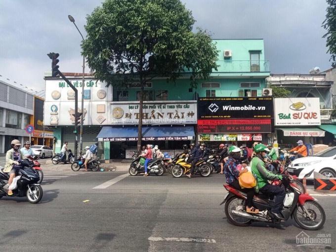 Cho thuê nhà góc 2MT Quang Trung - Thống Nhất, DT: 18m x 4m, 1 trệt, 2 lầu, Gò Vấp ảnh 0