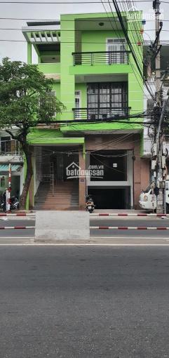 Cho thuê nhà 5 tầng Lê Hồng Phong, Nha Trang, DT nền 128m2 ngang 8m - Giá cho thuê 30 tr/tháng ảnh 0