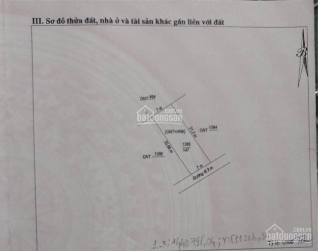 Bán nhanh đất mùa dịch KP Uất Lâm, phường Hòa Hiệp Bắc, Tx Đông Hòa 140m2 giá 6tr/m2 ảnh 0