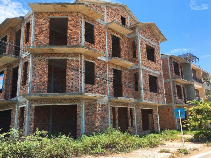 Bán nhà thô 4 tầng, 2 mặt tiền Khu A, Phú Mỹ Thượng ảnh 0