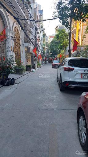 Bán nhà Chùa Láng - phân lô ô tô chạy vòng quanh - 52m2 - 4 tầng - MT 4,5m - 12 tỷ 2 ảnh 0
