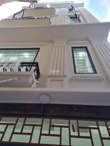 Bán nhà đẹp ngay sân bóng Mậu Lương chỉ 2,42 tỷ, 35m2*4 tầng, 3 phòng ngủ, thoáng mát: 0975736182 ảnh 0