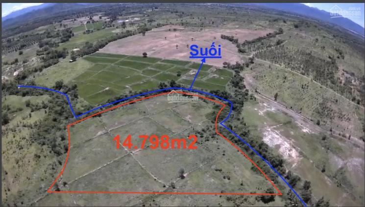Lô đất giáp suối, hướng núi, giá chỉ 70.000đ/m2, SHR ảnh 0