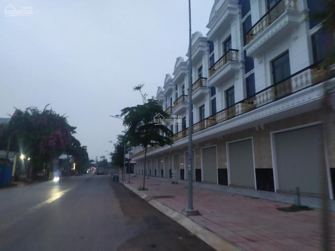 Bán rẻ lô đất An Phú, Thuận An. Sát đường DT743 đường vào lớn 12m ảnh 0