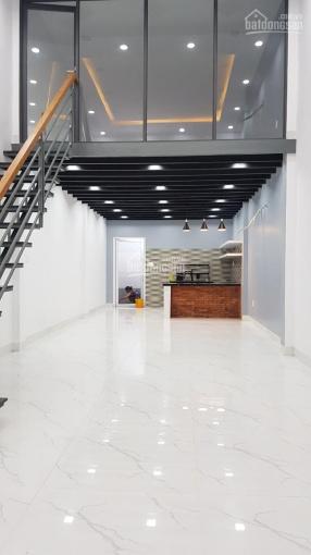 Cho thuê nhà Trần Não ngang 4m dài 17m nhà 1 trệt 1 lửng xây mới có 2WC giá thuê 18 triệu ảnh 0