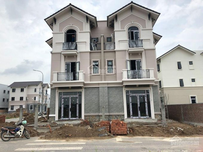 Chỉ từ 29tr/m2 sở hữu ngay biệt thự song lập kế bên Gia Lâm Hà Nội, LH 0963207603 ảnh 0