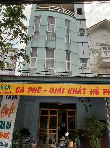 Căn nhà có 1 không 2 mặt phố Quang Trung 3,  thành phố Thanh hóa ảnh 0