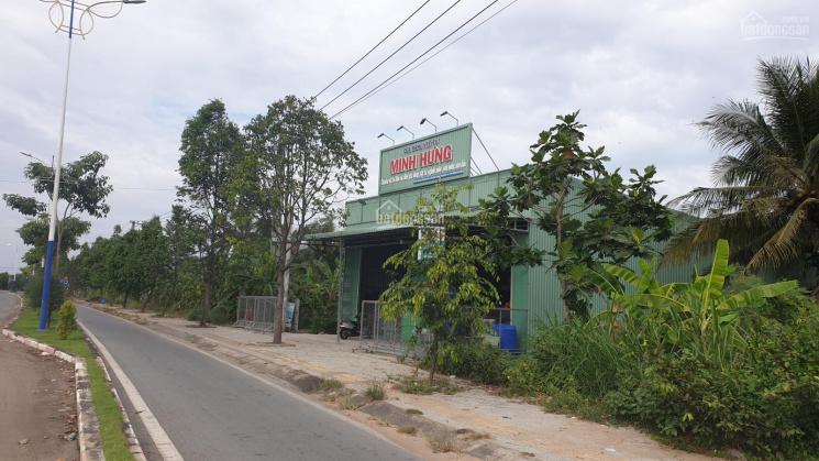 Chính chủ bán lô đất mặt tiền tuyến tránh Tỉnh Lộ 885, xã Bình Thành gần nhà hàng Hương Xưa ảnh 0