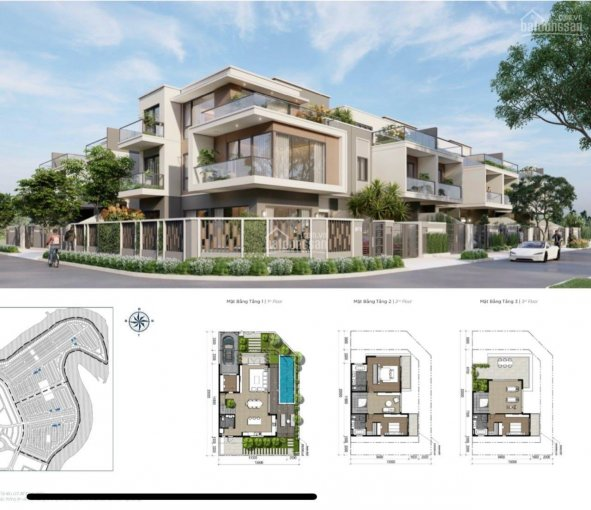 Vì sao phải chọn những lô góc tại Phoenix South phase 1 - 2 dự án Aqua City 0911729900 ảnh 0