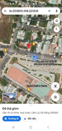 Chính chủ cần bán 2 lô liền kề đường 10,5m Võ An ninh, đối diện tòa nhà 8 tầng hành chính sự nghiệp ảnh 0