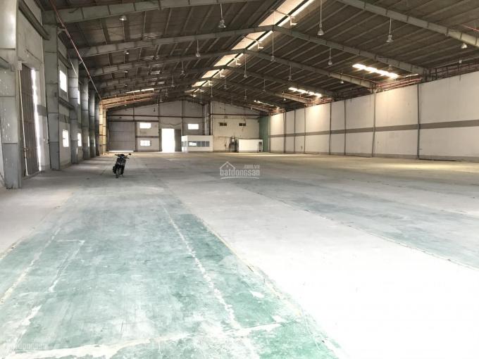 Cho thuê kho xưởng 1250m2 - 2500m2 - 5000m2 KCN Cát Lái Quận 2 ảnh 0