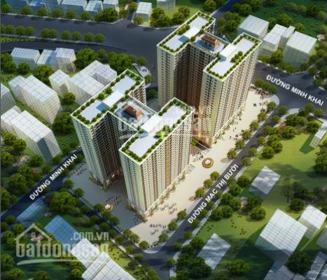 Công ty cổ phần T&T Minh Hiếu Land chuyên chuyển nhượng dự án Hoà Bình Green và chung cư Minh Khai ảnh 0