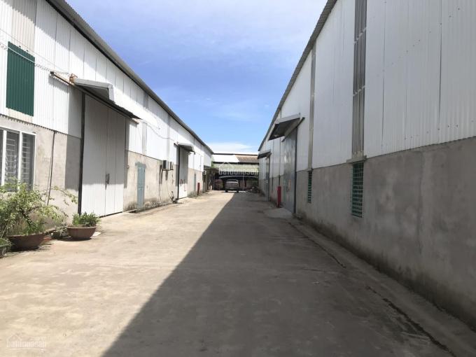 Công ty Long Thành cho thuê kho 1400m2 và 800m2 tại lô 2D, KCN Tân Quang, ngay gần đường QL5 ảnh 0