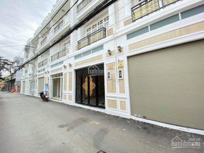 Nhà mới MT đường số 8 Ngay Chợ Bình Triệu gần Gigamall ảnh 0