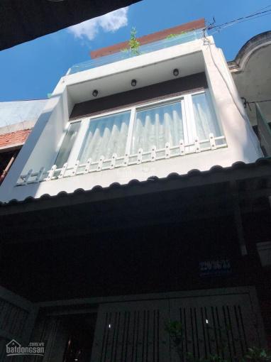 Nhà BTCT trệt 1 lầu ST, 36m2 Nguyễn Văn Khối, P9, Gò Vấp ảnh 0