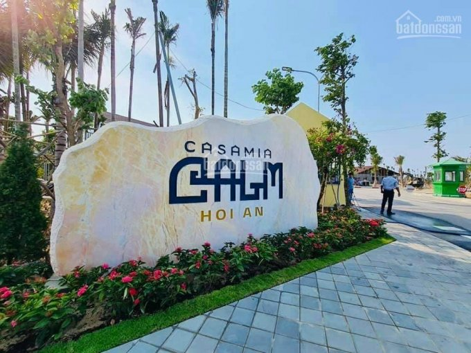 Bán biệt thự Casamia Calm Hội An, ck 8%, TT 30% chỉ (1 tỷ 978) DT 150m2. LH 0911720390 ảnh 0