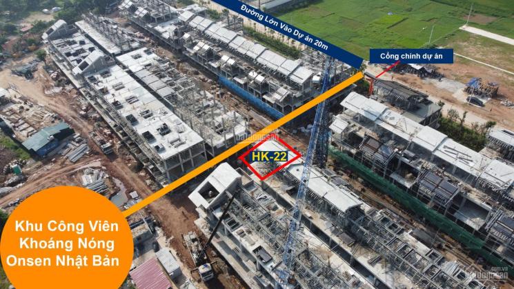 Cần bán lại chính chủ 5 lô HK 21-103- 69 - 38 - 22 của dự án liền kề khoáng nóng Wyndham Thanh Thủy ảnh 0