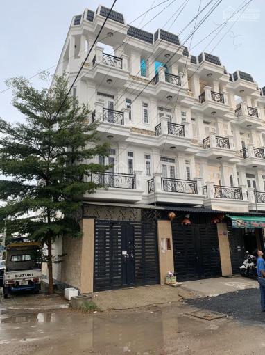 Nhà 4 tầng ngay UBND phường Thạnh Xuân, xây mới có nội thất, sổ riêng dọn vào ở liền 0906 7010 86 ảnh 0