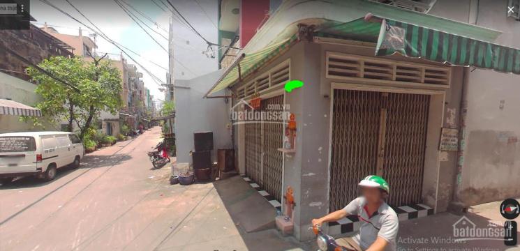 Bán nhà hẻm 6m đường Lạc Long Quân, gần chợ Bình Thới, diện tích 40.2m2, giá 6 tỷ ảnh 0