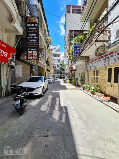 Bán nhà phố Mỗ Lao - Phân lô ô tô tránh - Kinh doanh sầm uất - Mặt tiền rộng - 7 tầng thang máy ảnh 0