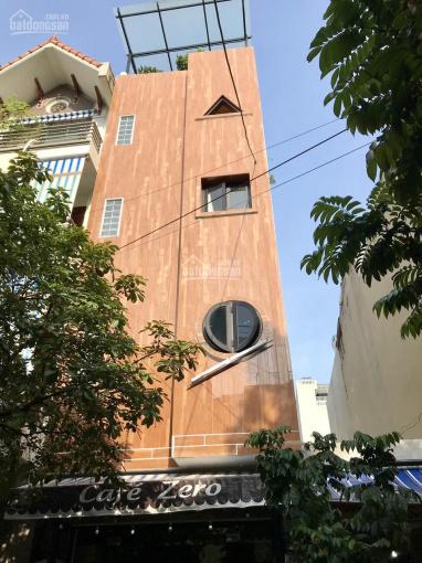 Bán nhà phân lô quan chức phố vip Hoàng Cầu, ngõ to hơn phố 3 oto tránh, hơn 12 tỷ ảnh 0