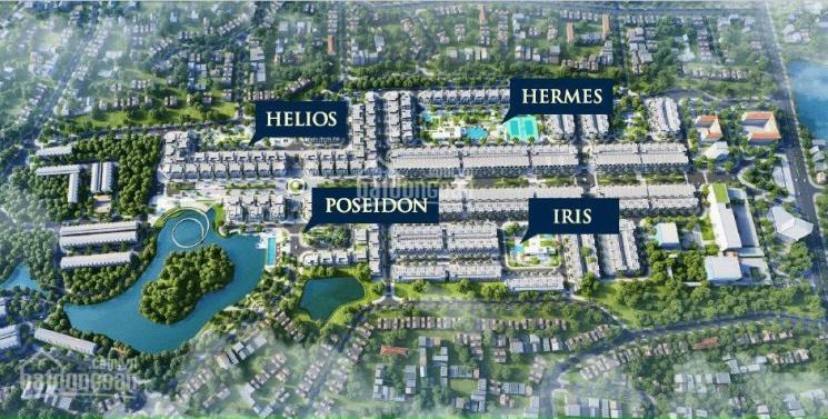 Mở bán chính thức đợt 1 dự án Crown Villas Thái Hưng. Gía đất chỉ từ 26tr/m2 LH: 0941982288 ảnh 0