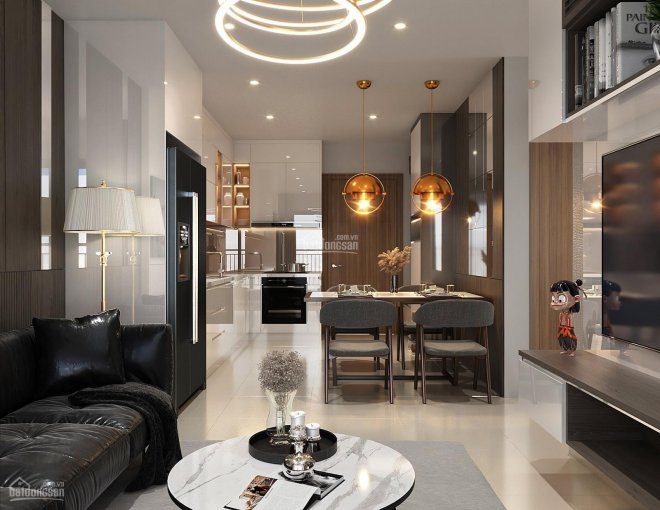 Cho thuê 3PN Vinhomes Grand Park Quận 9, nội thất đẹp giá siêu rẻ ảnh 0