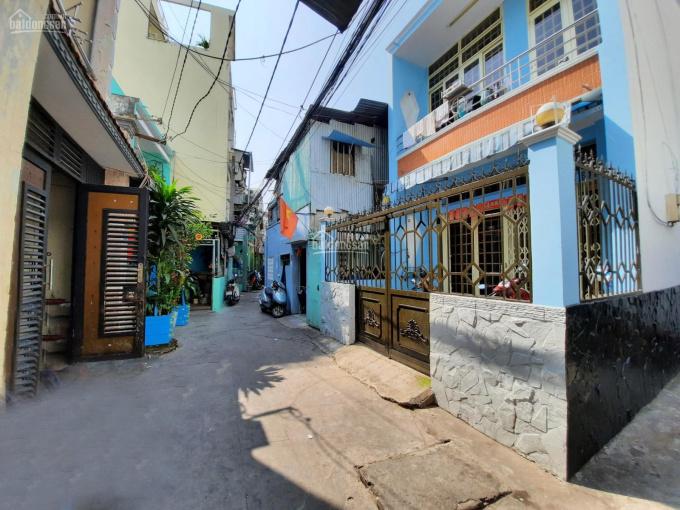 Bán gấp nhà Vĩnh Viễn gần chợ Nhật Tảo, Q10. DT: 53m2 (5,4x9,5m) giá 5,3 tỷ ảnh 0