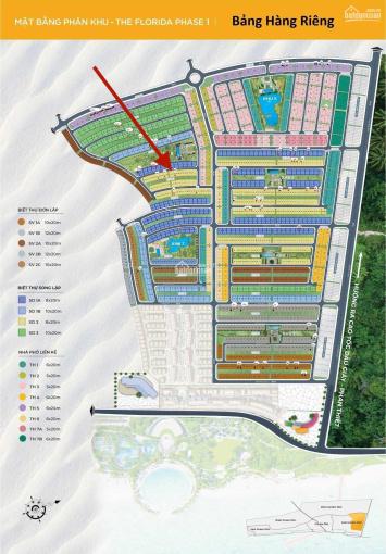 Bán biệt thự biển Novaworld Phan Thiết dt 160m2 chiết khấu lên đến 16% - HTLS 0% trong 24 tháng ảnh 0