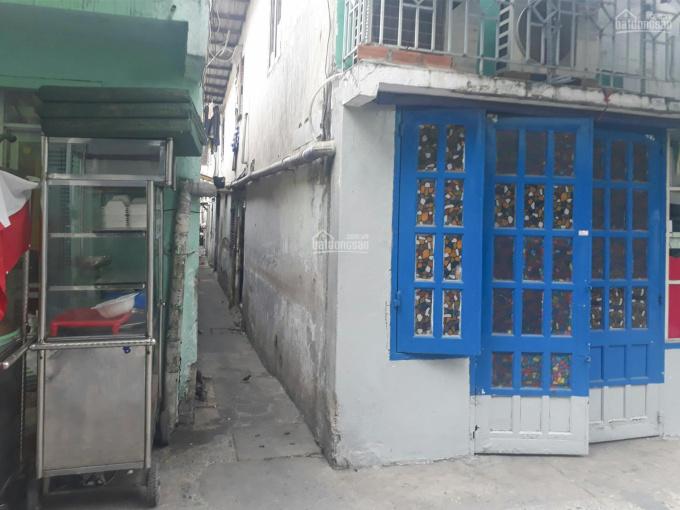 Bán nhà hẻm Điện Biên Phủ - Phan Văn Hân tại Bình Thạnh diện tích đất 62m2 ảnh 0
