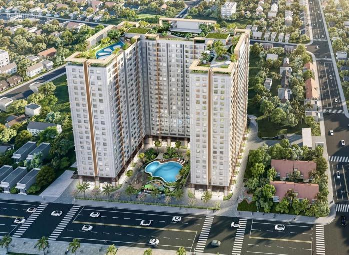 Đất Xanh ra mắt căn hộ từ 1,1 tỷ căn 2 PN Tecco Felice Homes - vay 0% lãi suất - chiết khấu 13% ảnh 0