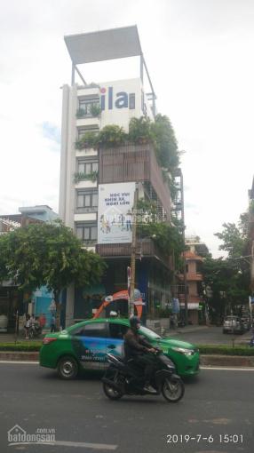 Bán nhà mặt tiền đường Trần Quốc Hoàn, P4, Tân Bình 12m x 30m xây 2 hầm 10 tầng giá rẻ ảnh 0