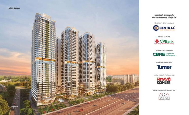 Astral City Bình Dương ra mắt tháp mặt tiền thương mại, giá ưu đãi, số lượng có hạn ảnh 0