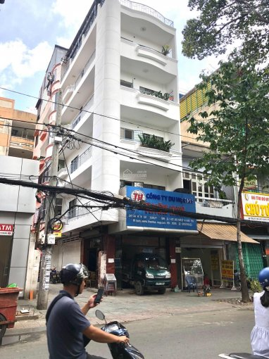 Bán gấp nhà mặt tiền đường Lê Hồng Phong, Ngô Gia Tự, P2, Q10. DT: 4.9x20m, NH: 7m, giá 34,9 tỷ ảnh 0