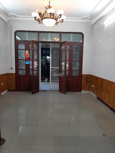 Chính chủ bán nhà phường Gia Thụy Long Biên DT 40m2x5tầng, MT4m, đường nhựa ô tô tránh, giá 4,65 tỷ ảnh 0