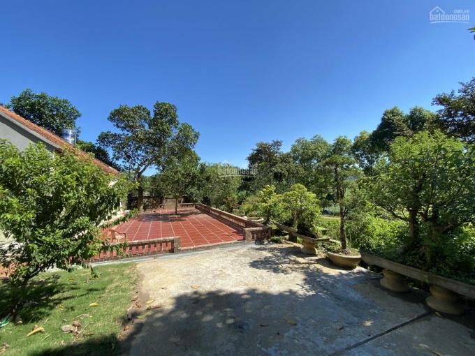 Chủ cần chuyển nhượng khu nhà vườn tại xã Vân Hoà Ba Vì - HN. DT 2120m2, giá 6,3tỷ ảnh 0
