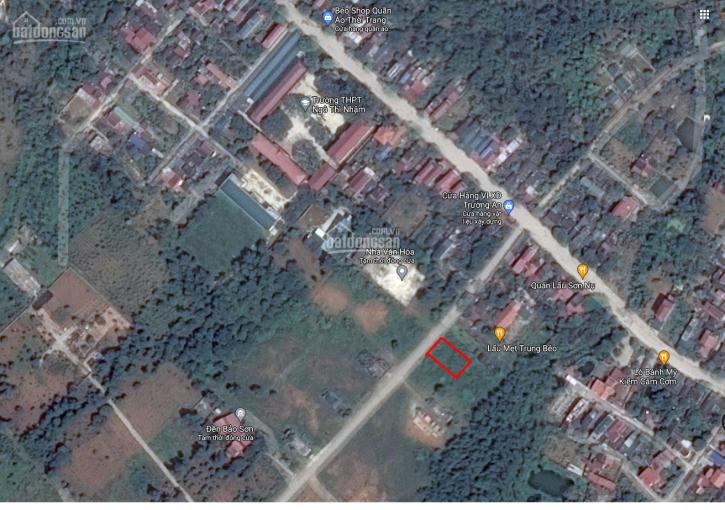 Bán 2 suất đất liền nhau mặt đường đền Bảo Sơn - Tam Điệp, 200m2 ảnh 0