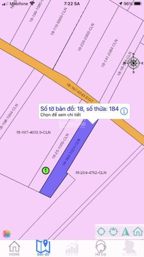 Bán lô đất đẹp xã Vĩnh Thanh, Nhơn Trạch, Đồng Nai. Giá rẻ, đầu tư tốt. Sổ đầy đủ. ảnh 0